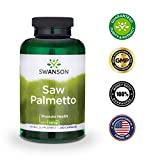 Swanson Saw Palmetto Herbal Supplement for Men