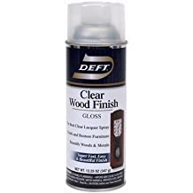 13 Oz Clear Wood Finish Gloss [Set of 6] by Deft