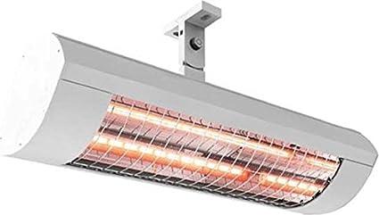 Etherma 9100730 - Radiadores infrarrojos básicos solamagic, 2 kw, titanio