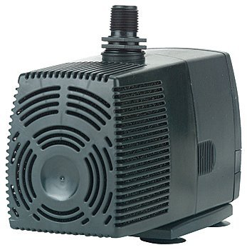 - Little Giant 566721 PES-800-PW Magnetic-Drive Pond Pump 800 GPH 15' Cord 3/4