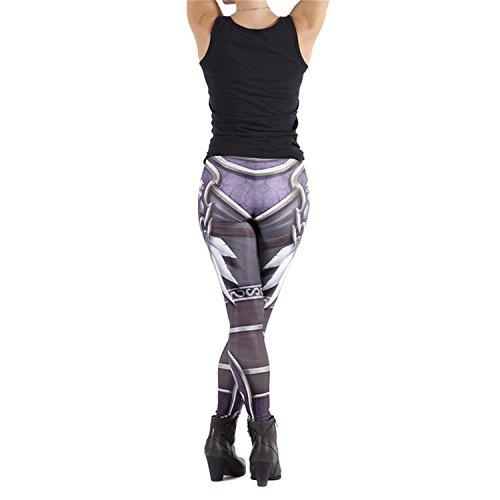 CHAOYIFANG-Hot-Woman-Wow-Leggins-Sylvanas-Windrunner-Printed-Leggings-Sexy-Pants