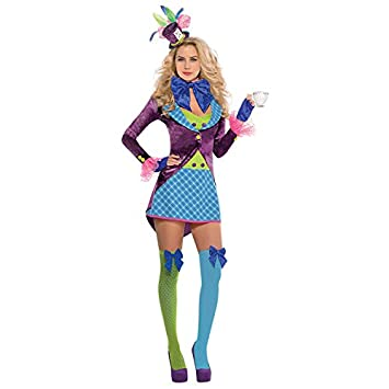 hatter costume Adult deliriously mad