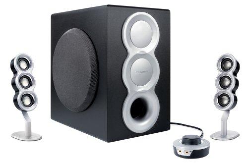 Creative Labs I-Trigue 3400 2.1 Speaker System (Black)