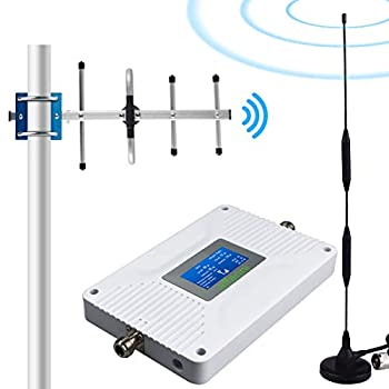 Image of Signal Boosters Verizon Signal Booster 4G LTE Verizon Cell Phone Signal Booster Amplifier for Home Verizon Cell Booster Verizon Cell Phone Booster Repeater 700mhz Band 13 65dB, Boosts 4G Data & No More Dropped Calls