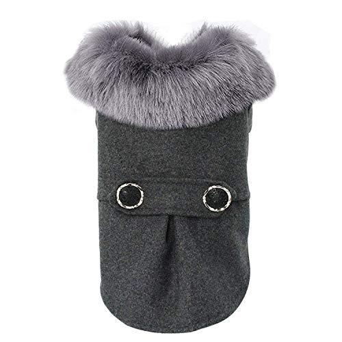 fogohill Small Medium Dog&Cat Pet Winter Dog Woolen