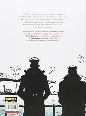 CORTO MALTES BAJO EL SOL DE MEDIANOCHE Comic Europeo norma: Amazon.es: Juan Díaz Canales, Rubén Pellejero: Libros