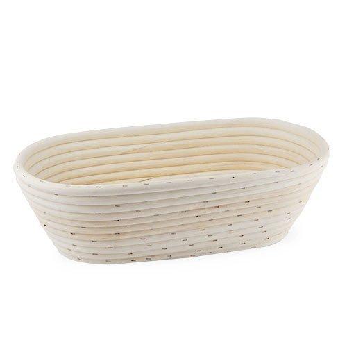 Happy Sales Banneton Brotform Rattan Proofing Basket