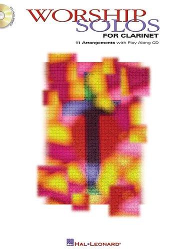 Worship Solos: for Clarinet (Instrumental (Clarinet Instrumental Folio)