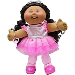 Amazon Com Cabbage Patch Kids 14 Girl Glitz African