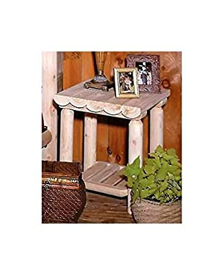 Table Night Stand No Draw Kd