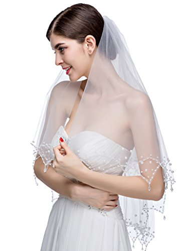Vimans women s feather christmas wedding veil hat