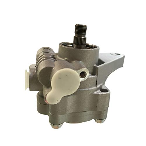 DRIVESTAR 21-5290 Power Steering Pump ONLY Fits for 2001-03 Acura CL 3.2L, 99-03 Acura TL 3.2L, 01-02 Acura MDX 3.5L, 03-04 Honda Pilot 3.5L OE-Quality Brand New Steering Pump (Cl Acura Steering)