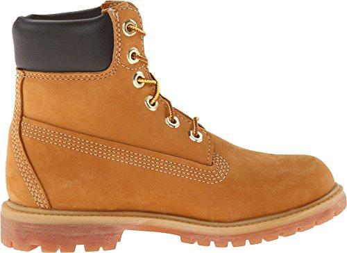 Timberland Women's 6-Inch Premium Boot,Wheat,8.5 M US