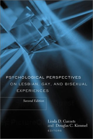 !BEST Psychological Perspectives on Lesbian, Gay, and Bisexual Experiences K.I.N.D.L.E
