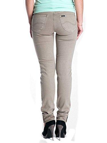 Skinny Lee Donna Beige Mainapps Jeans Scarlett qqtrw6Ofz