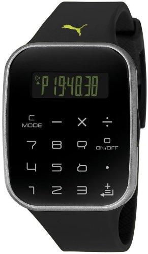 PUMA Time Calculus Reloj para hombres Con calculadora: Amazon.es: Relojes