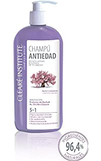 CLEARE CHAMPU ANTI EDAD 400 ML.