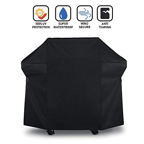 X Home 7106 Cover 52 Inch Replacement for Weber Spirit II E-310 Grill Cover, for Weber Spirit 300/310 Cover, for Weber Spirit E310, 600D UV & Fade Resistant Cover for Weber 2 Burners / 3 Burners Grill (Spirit E310 Grill Cover)