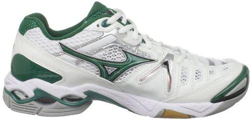 green mizuno volleyball shoes