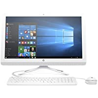 HP 24-g016 23.8 All-In-One Desktop (Intel Pentium J3710, 8GB RAM, 1 TB HDD, Windows 10 Home)