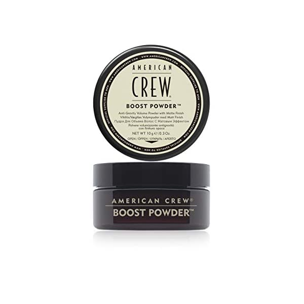 American Crew Boost Powder VS Hairbond Gripper