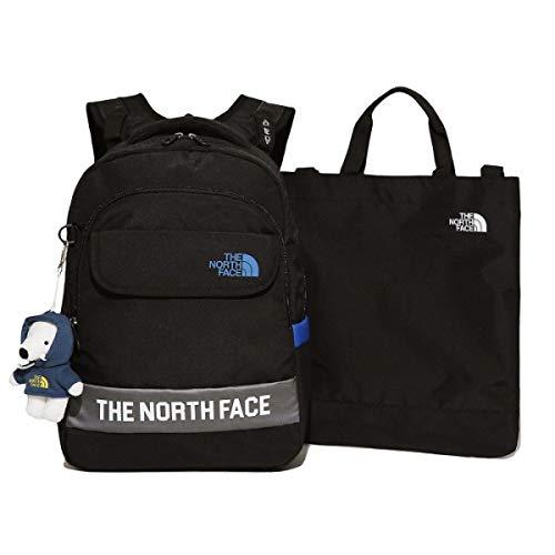 (ザノースフェイス) THE NORTH FACE KIDS RETRO SCH PACK NM2DK02S ブラック キッズ リュック [並行輸入品] B07M5SP2S3