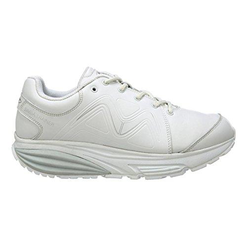 MBT Fitnessschuhe Trainer Simba Damen W Silver White AxrA6pwZq