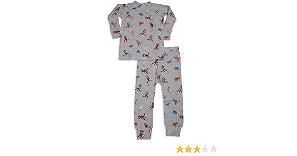 19a0016649d4 Amazon.com  Sweet Potatoes - Baby Boys Long Sleeve Pajamas - Fun ...