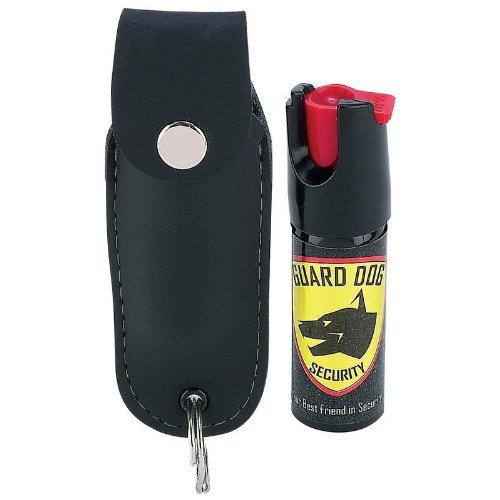 Maxam Pepper Spray, Black