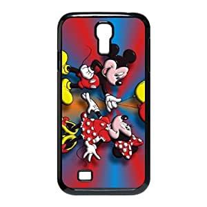 Disney Mickey Mouse Minnie Mouse Samsung Galaxy S4 90 Cell Phone Case Black Customize Toy zhm004-3831434