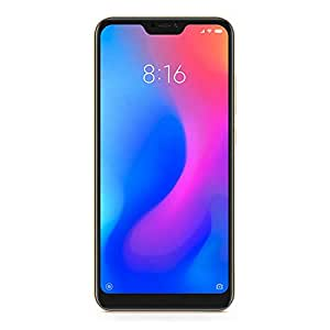 Smartphone Xiaomi Mi A2 Lite Global Dourado 32GB 3GB RAM