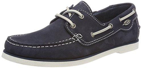 Chaussures Active Tropical Bateau 70 Bleu jeans Femme Camel ptdZxwd