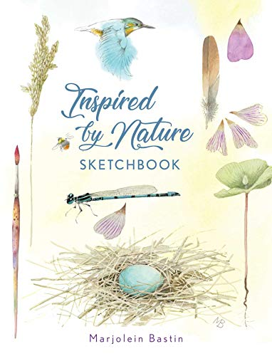 Inspired by Nature Sketchbook