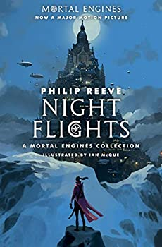Night Flights by Philip Reeve science fiction and fantasy book and audiobook reviews
