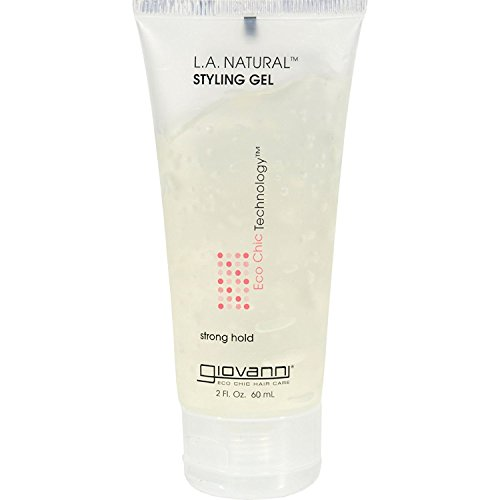 (Giovanni Hair Care Products Styling Gel L.A. Natural 2 Oz Case_12)