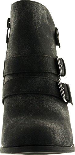 Forever Women's Block Ankle Black