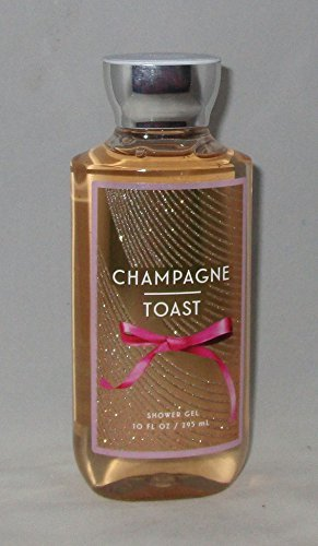 Bath and Body Works Shea and Vitamin E Shower Gel Champagne Toast (Sparkling Toast)