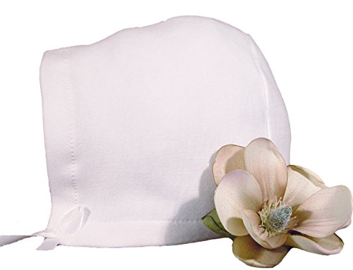 Liner Cap to Protect Bonnet or Hat (One Size/White)
