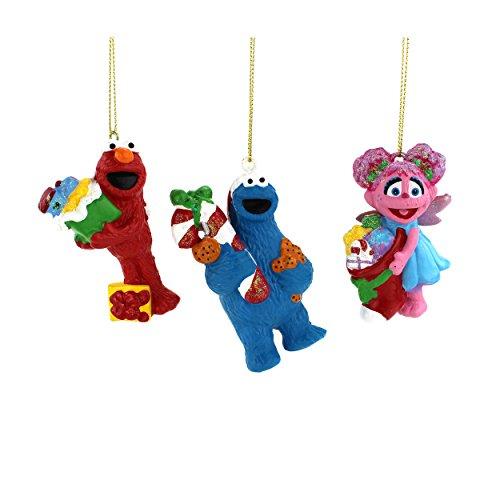 Sesame Street Kurt Adler Ornaments Gift Boxed