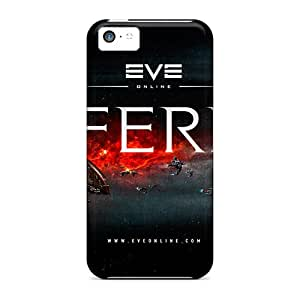 New Style Cases Covers JhJ35076wlUt Eve Online Inferno Compatible With Iphone 5c Protection Cases