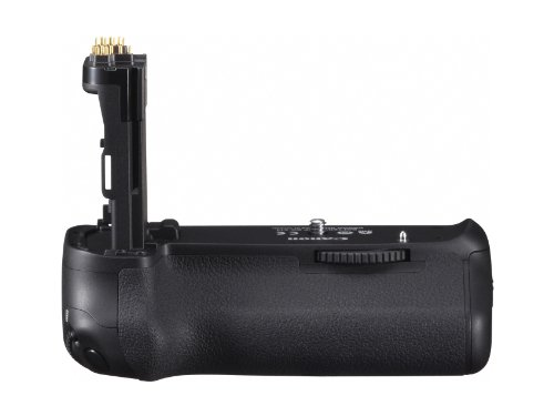 Canon Battery Grip for EOS 70D Digital SLR Camera (Best Accessories For Canon 70d)