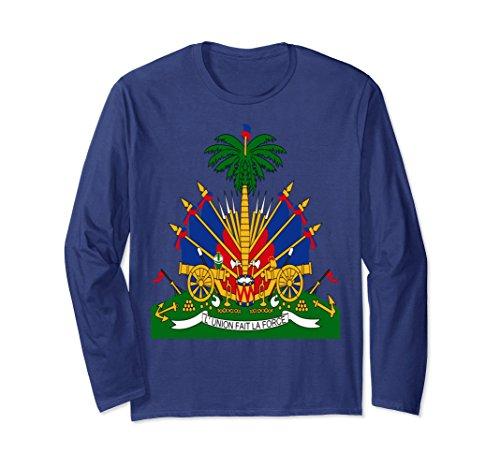 Navy Emblem T-shirt - 8