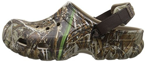 e23391ce9714 crocs Unisex Offroad Sport Realtree Max 5 Mule - Import It All
