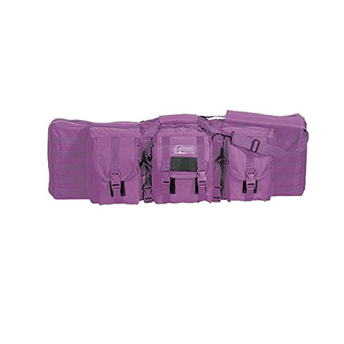 Weapons Padded - VooDoo Tactical 15-7613041000 Padded Weapons Case, Purple, 36