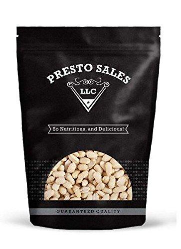 Peanuts, Raw shelled