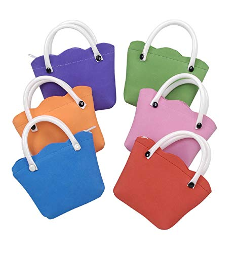 FOAMIES 1045-91 Small Change Purse Assorted Colors