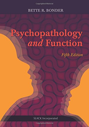 1617118842 - Psychopathology and Function