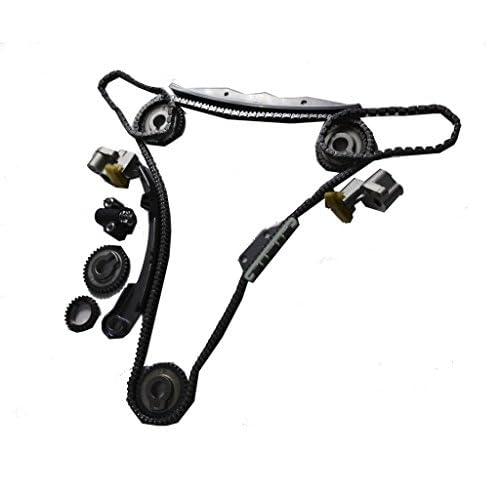 Nice Diamond Power Timing Chain Kit works with 05-15 Nissan Pathfinder 4.0L V6 DOHC 24v VQ40DE for sale