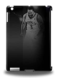 Snap On 3D PC Case Designed For Ipad Air NBA Brooklyn Nets Brook Lopez #11 ( Custom Picture iPhone 6, iPhone 6 PLUS, iPhone 5, iPhone 5S, iPhone 5C, iPhone 4, iPhone 4S,Galaxy S6,Galaxy S5,Galaxy S4,Galaxy S3,Note 3,iPad Mini-Mini 2,iPad Air )