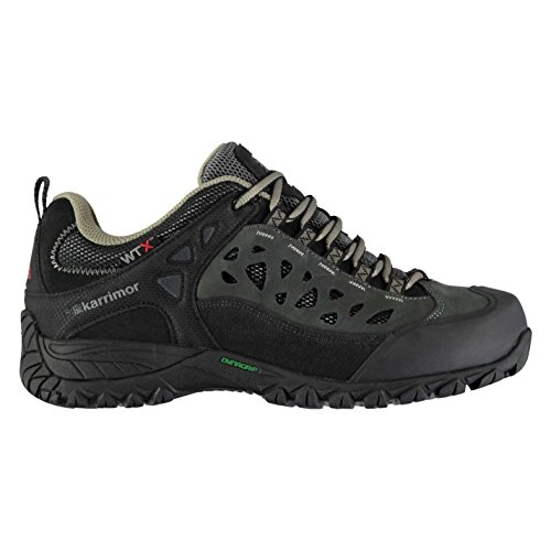 Hommes De Marche Karrimor 42 Chaussures Wtx Charcoal Corrie 8AwxqIfd